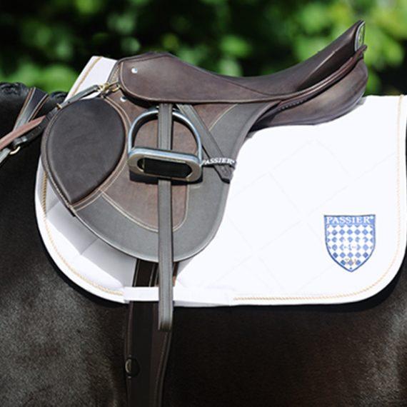 Springsattel mit Vorderzeug, Reitsport Toscaninihof Salzburg, Reiten, Pferde, Springen