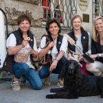 Team des Toscaninihofs in Salzburg