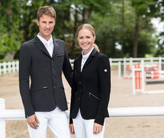 Turnierbekleidung für Damen und Herren im Reitsport Toscaninihof